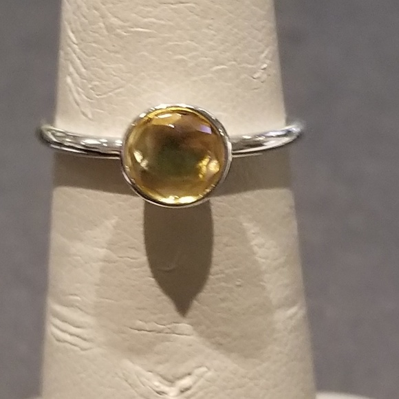 a5b111feb Pandora Jewelry | November Droplet Ring | Poshmark